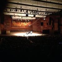 Photo taken at Koncertna dvorana Vatroslava Lisinskog by Josip B. on 5/5/2013
