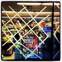 Photo taken at Gristedes Supermarkets by Dale K. on 10/28/2012