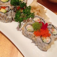 Photo taken at Endo Sushi by Alev on 10/31/2014