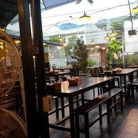 Photo taken at Warung Tekko by Dave S. on 4/9/2014
