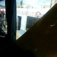 Photo taken at Terminal de Autobuses ATAH by Jadh Saw J. on 6/2/2013