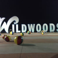 "Photo taken at ""Wildwoods"" Sign by Brian M. on 5/24/2013"