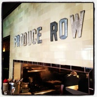 Photo taken at Produce Row Cafe by Andrew R. on 4/27/2013