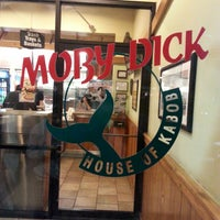 Photo taken at Moby Dick House of Kabob by Dennis Y. on 11/16/2013