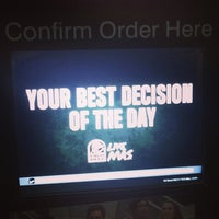 Photo taken at Taco Bell by Nate D. on 6/21/2013
