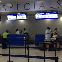 Photo taken at Mostradores Air Tran by Jesus M. on 7/2/2013