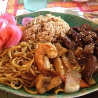 Photo taken at Eastern Pearl Japanese & Chinese Restaurant by Kasie C. on 3/11/2013
