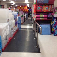 Photo taken at The Reject Shop by Boommiie L. on 5/18/2015