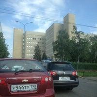 50 городская больница москва на карте