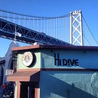Photo taken at Hi Dive Bar by Ryan L. on 4/20/2013