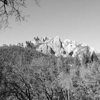 Photo taken at Castle Crags State Park by Ryan L. on 11/23/2015