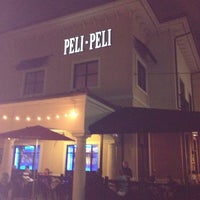 Photo taken at Peli Peli by Ami V. on 5/26/2013