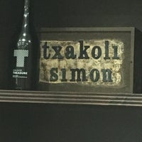 Photo taken at Txakoli Simon by Unai A. on 7/26/2016