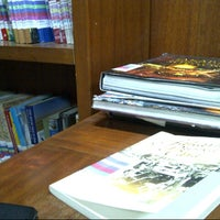 Photo taken at Perpustakaan Nasional RI by Ary S. on 10/8/2013