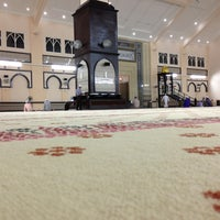 Photo taken at Masjid Abdullah Fahim by AzmanHaj on 4/7/2013