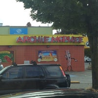 Photo taken at Archie McPhee by Anthony B. on 10/23/2012