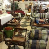 Photo taken at Cure Thrift Shop by Shawn L. on 5/26/2013