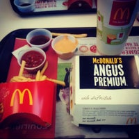Photo taken at McDonald's by Santiago M. on 1/13/2015
