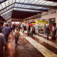 Photo taken at Firenze Santa Maria Novella Railway Station (ZMS) by Chris M. on 9/26/2012
