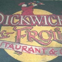 Photo taken at Pickwick & Frolic Restaurant and Club by glenda the good witch on 4/10/2013