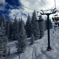 Photo taken at Vail Mountain by Helen V. on 1/27/2013