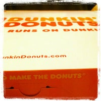 Photo taken at Dunkin Donuts by Austin P. on 10/19/2012