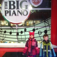 Photo taken at FAO Schwarz by Marc-Andre N. on 3/9/2013