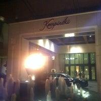 Photo taken at Siam Kempinski Hotel Bangkok by Hosik T. on 9/17/2012