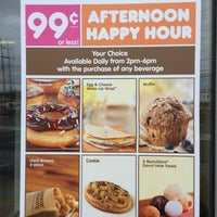 Photo taken at Dunkin Donuts by Tom B. on 4/12/2016