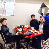 Photo taken at Hatay Döner by Engin I. on 3/16/2016