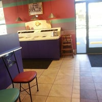 Photo taken at Taco Time by Peter C. on 10/23/2013