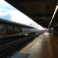 Photo taken at West Oakland BART Station by Fred C. on 4/1/2013