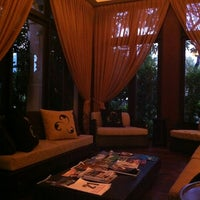 Photo taken at Library @ Asara Villa & Suite Hua Hin by Ta T. on 12/9/2012