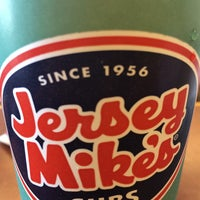 Photo taken at Jersey Mike's Subs by MCLife w. on 8/15/2014