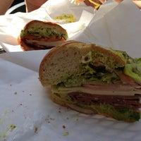 Photo taken at Mr. Pickle's Sandwich Shop by Frank G. on 3/29/2013