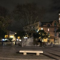 Photo taken at Rione XIII - Trastevere by Dmitry B. on 2/8/2016