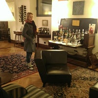 Photo taken at Hotel Relais 6 by Dmitry B. on 2/8/2014
