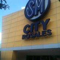 Photo taken at SM City Rosales by Jeman V. on 3/14/2013