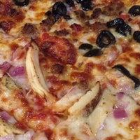 Photo taken at Ledo Pizza by Rodrigo L. on 9/14/2014