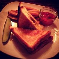 Photo taken at The Garlic Poet Restaurant & Bar by Steve S. on 3/29/2013