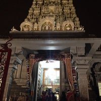Photo taken at London Sri Murugan Temple by SS on 1/1/2014