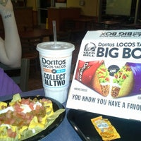 Photo taken at Taco Bell by Travis M. on 5/14/2013