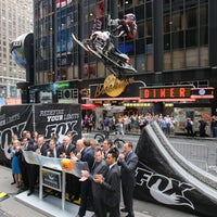 Photo taken at Nasdaq Marketsite by Nasdaq Marketsite on 12/10/2013
