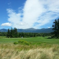 Photo taken at Mount Washington Resort Golf Club by Marcus J. on 8/10/2013