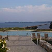 Photo taken at Samoset Resort by Dale L. on 8/22/2013