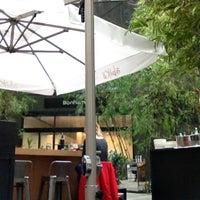 Photo taken at Obicà Mozzarella Bar Pizza e Cucina by Enrique A. on 5/24/2013