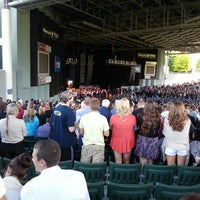 Photo taken at DTE Energy Music Theatre by kensingt0n on 6/3/2013