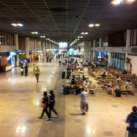 Photo taken at Don Mueang International Airport (DMK) by Narong W. on 10/30/2013