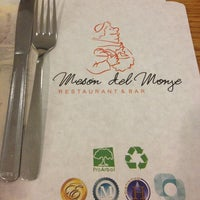 Photo taken at Meson del Monje by Grecia🦄 T. on 10/8/2014