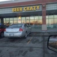 Photo taken at Beer Crazy by Drew V. on 11/30/2013